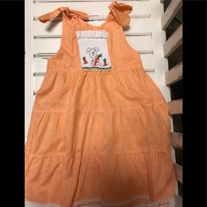 Other - Bunny smocked dress